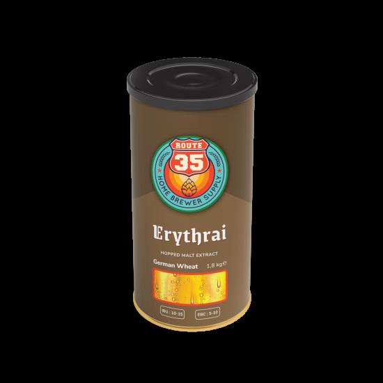 Route 35 Erythrai Buğday Malt Özü