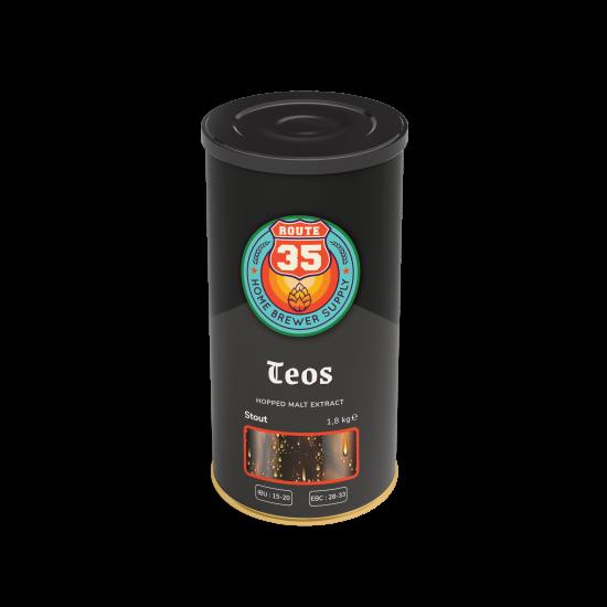 Route 35 Teos Coffee Stout Malt Özü