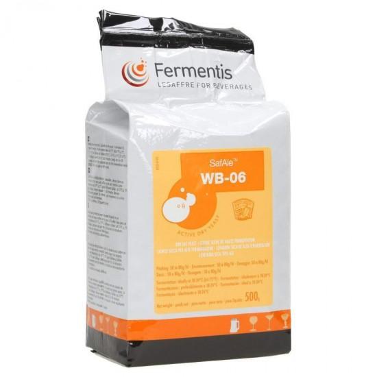 Fermentis SafBrew WB-06 500 Gram Buğday Bira Mayası
