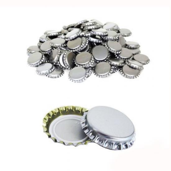 Taç Kapak Gümüş 100 Adet
