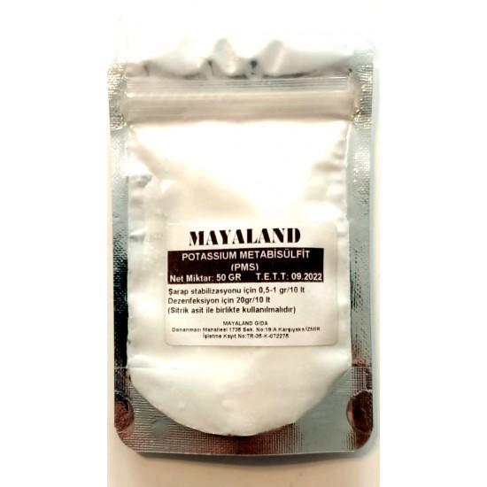 Potasyum Metabisülfit E224 (PMS) 70 Gram